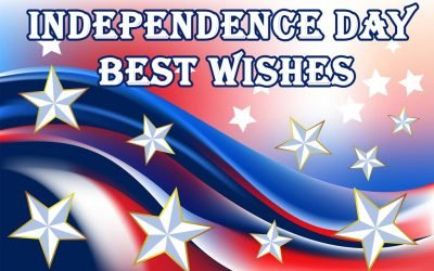 4th of July Best Wishes 2020