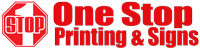 One Stop Printing & Signs